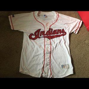 Vintage Cleveland Indians jersey